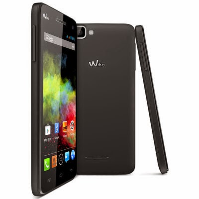 Wiko Rainbow, Spesifikasi dan Harga HP Kamera 8 Megapiksel RAM 1 GB