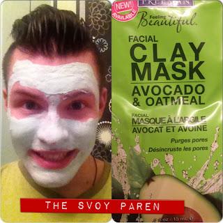 маска пленка лица freeman