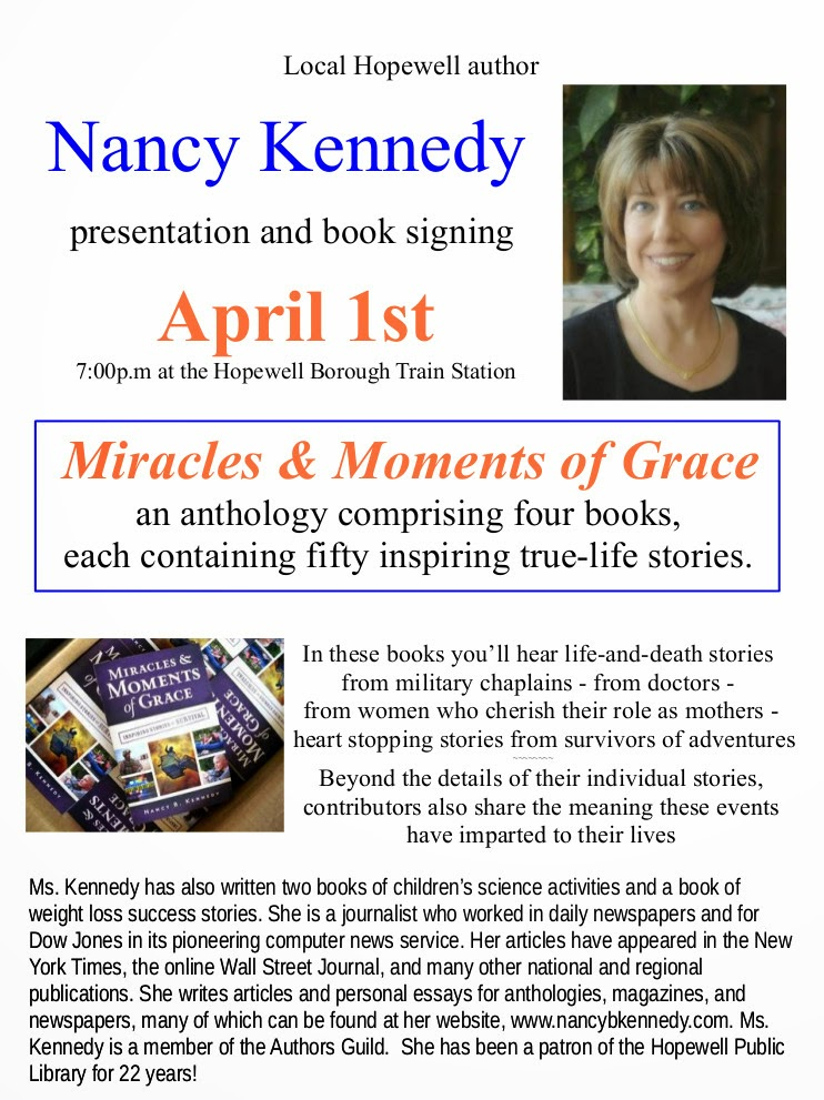 HPL Wed Nite Out: Nancy Kennedy