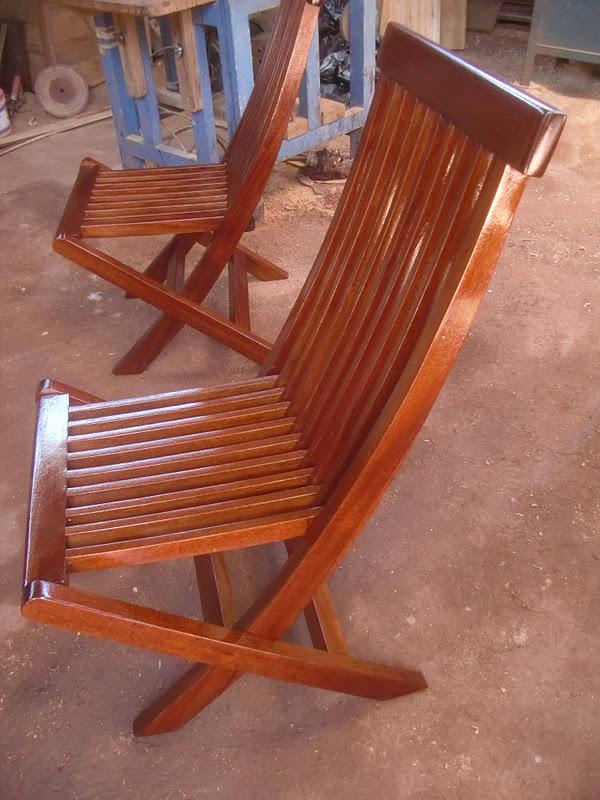 Decoraciones manualidades en madera como hacer silla para - Sillas de patio ...