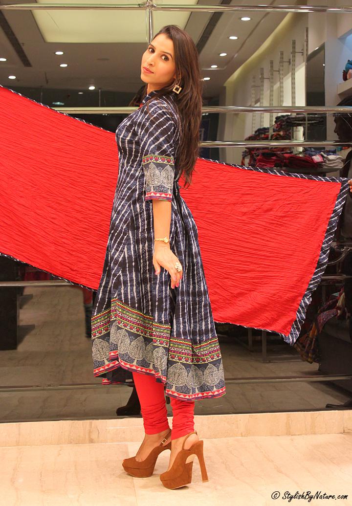 ethnic indian saree