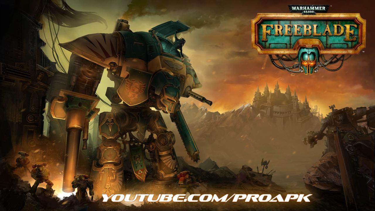 скачать игру на андроид warhammer 40000