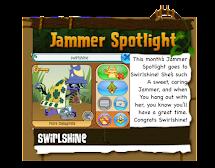 Monthly Jammer Spotlight!