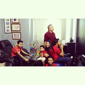 Lizduan & Family