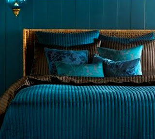 Dark Teal Decorating