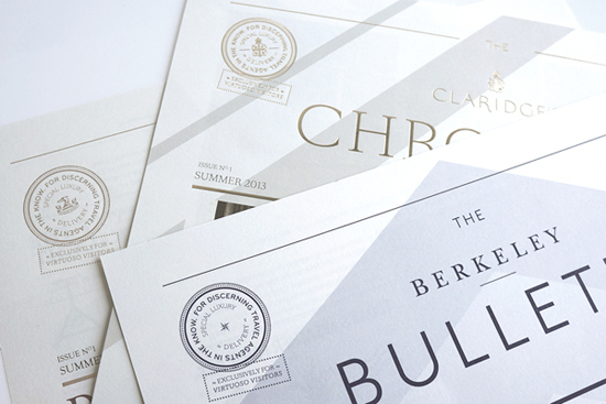 Graphic design: The Maybourne Papers by Chloe Galea.