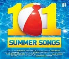 CD 101 Summer Songs