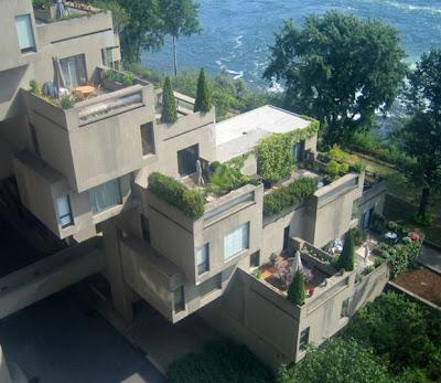 moshe safdie architects - amazing cube home