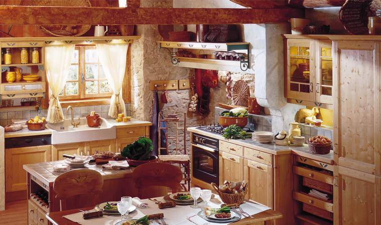 Уют в доме своими руками кухни