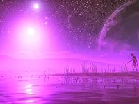 Kehidupan Extraterrestrial Alien Perlu Lautan