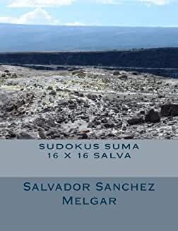 Sudokus Suma 16X16 Salva