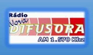Rádio Nova Difusora AM de Caarapó MS ao vivo