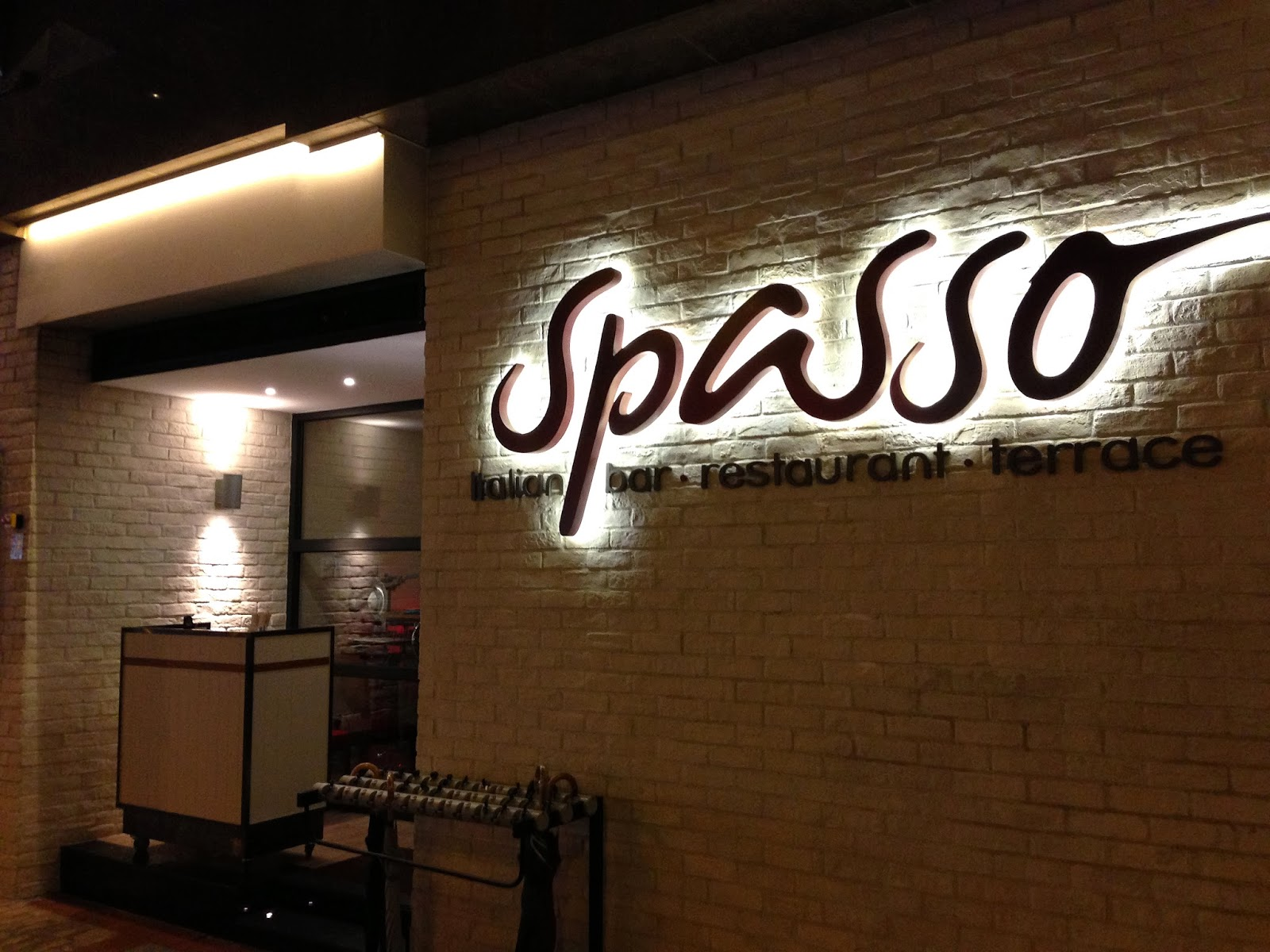 Image result for SPASSO restaurant