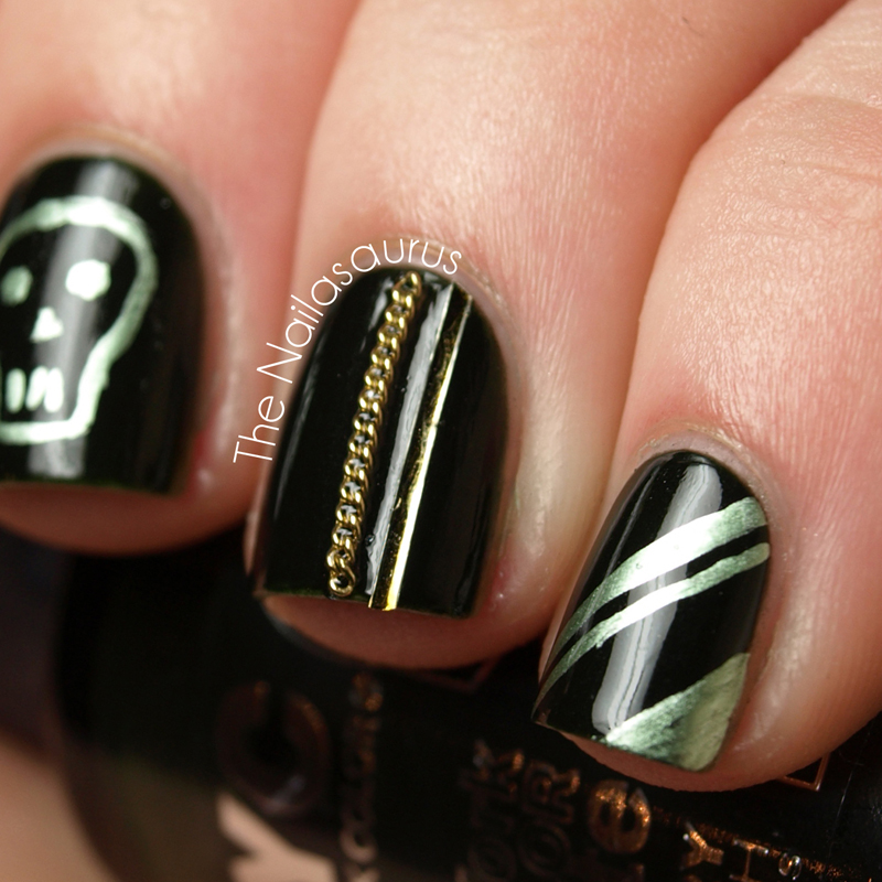 Mish Mash - The Nailasaurus | UK Nail Art Blog