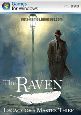 The Raven: Legacy of a Master Thief PC Cover