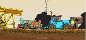 لعبة سيارة الخدمات