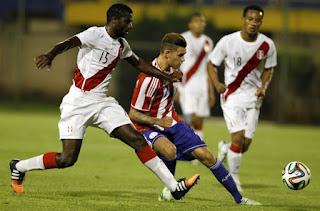 Perú vs Paraguay por el Tercer Puesto Copa América 2015