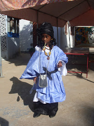 Traditional Wolof Lady