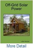 Off Grid Solar Power $7.00