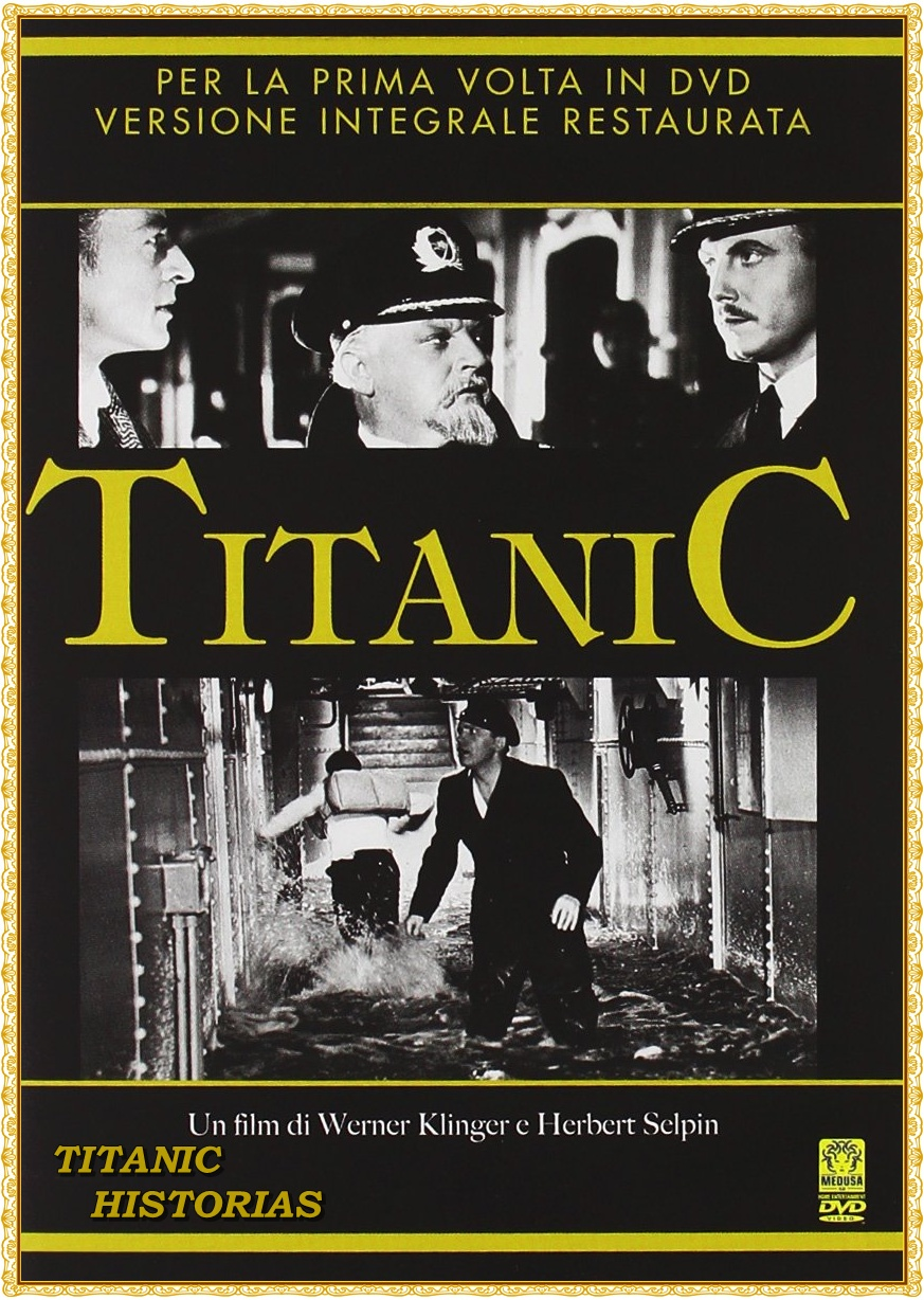 titanic movie poster essay Rms titanic in popular culture poster for saved from the titanic david o selznick tried to persuade alfred hitchcock to make a titanic film for him in.