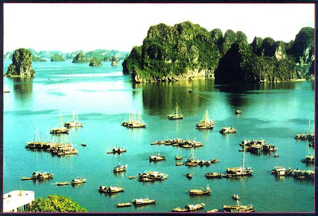 Vịnh Hạ Long - Những địa điểm du lịch thú vị cho ngày 30/4 - 1/5