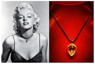 Yellow Diamond: Marilyn Monroe