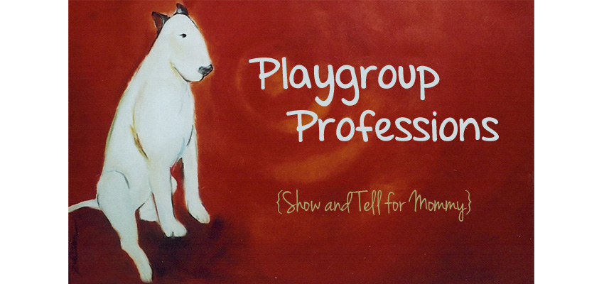 Playgroup Professions