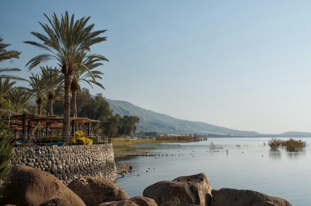israel   lac de tib u00e9riade