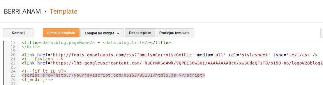 pengaruh googlecode di tutup