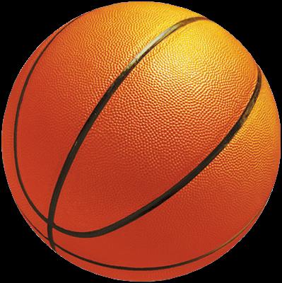 Comprehensive image in printable basketball