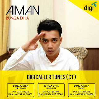 Aiman - Bunga Dhia MP3