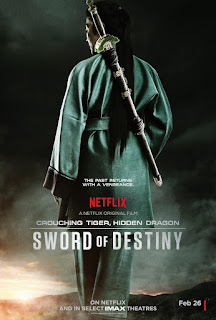 Crouching Tiger, Hidden Dragon: The Green Legend ( 2016 )