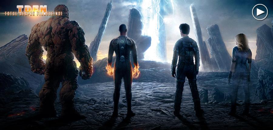 Fantastic Four: un nou trailer complet, plin de acţiune şi un nou poster oficial