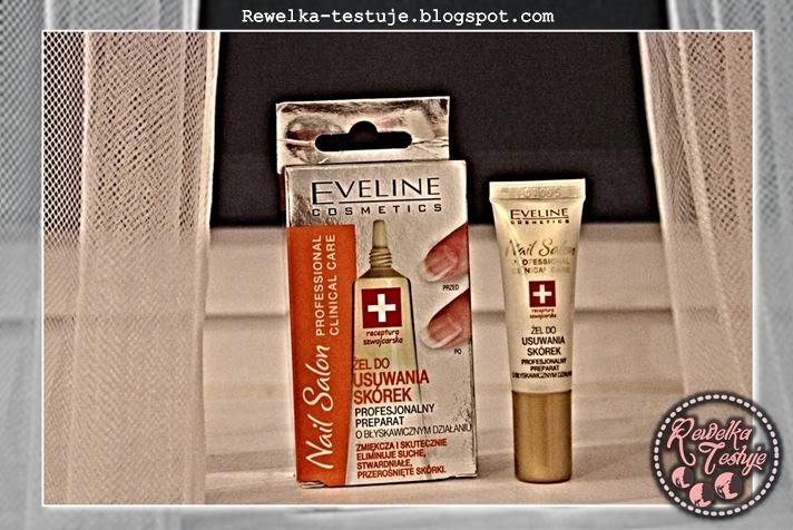 Zadbaj o swoje paznokcie z Eveline - Żel do usuwania skórek - Rewelkowa recenzja :)