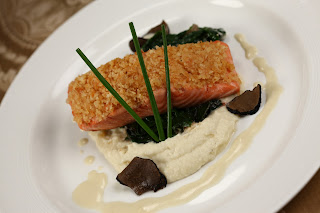 Baked+Salmon+Disney+Dream Feast Aboard Disney Cruise Line