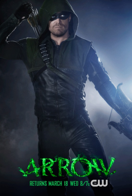"ARROW, EPISODIO 3X16 ""THE OFFER"""