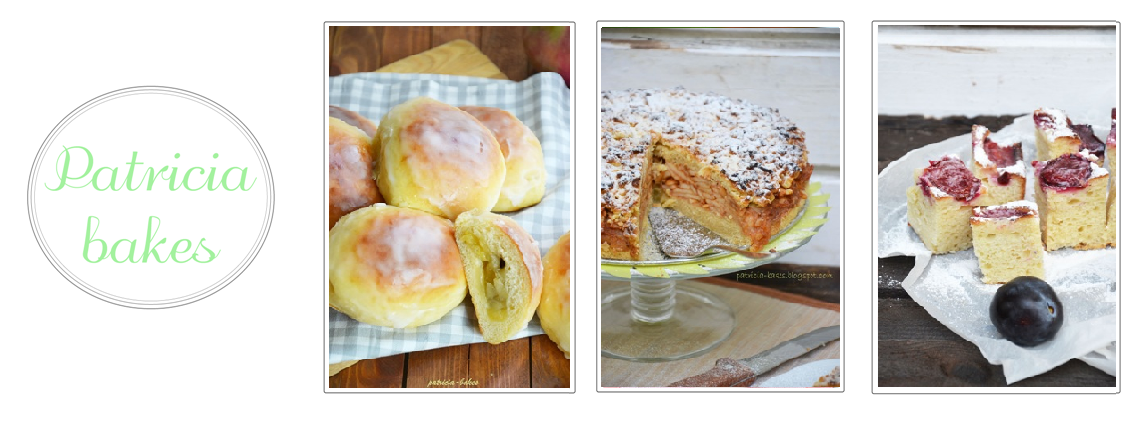 Patricia bakes