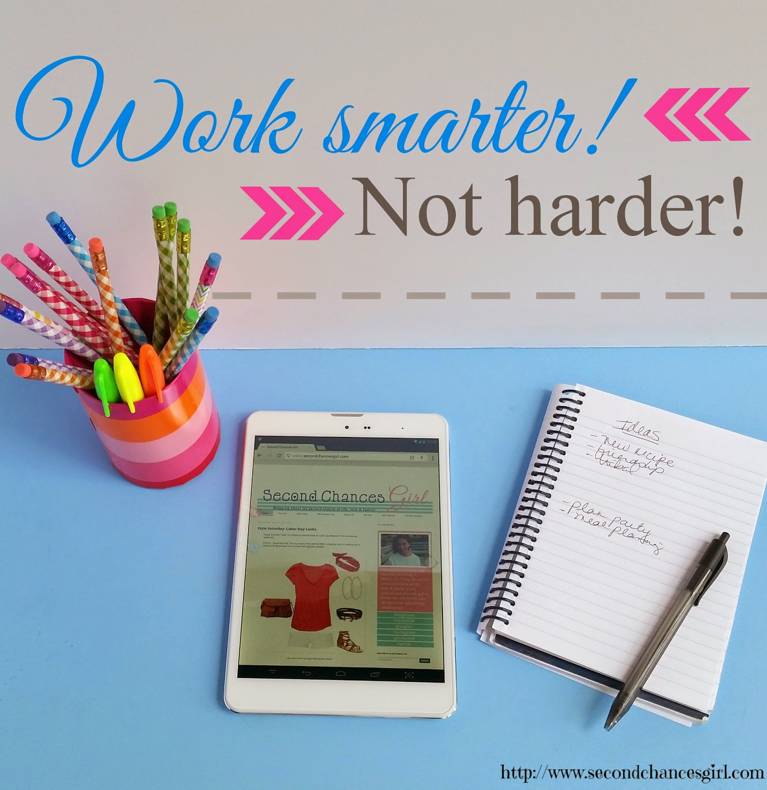 Work Smarter Not Harder with the T-Mobile Trio AXS Tablet! #TabletTrio #shop