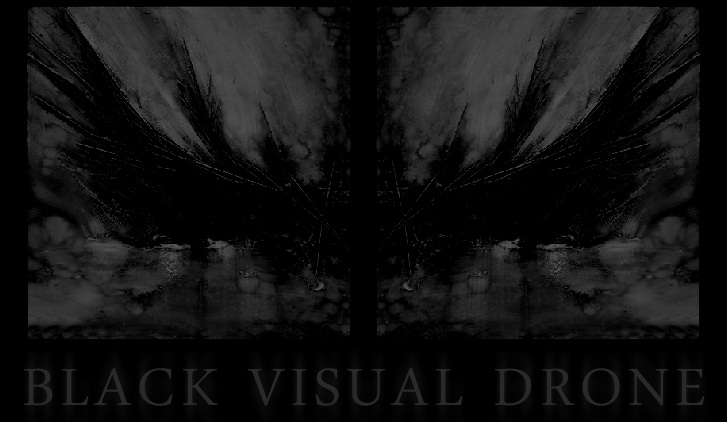 BLACK VISUAL DRONE