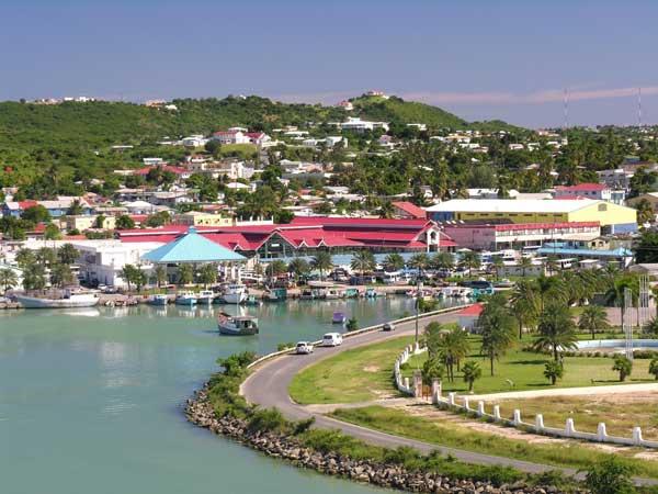 Antigua dhe Barbuda - Gjeografia dhe Historia e Antigua dhe Barbuda