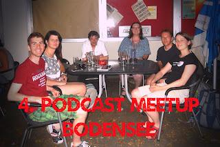 Podcast Stammtisch in Konstanz