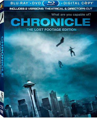 Chronicle (2012) 720p BRRip 592MB mkv Dual Audio (PUTLOCKER)