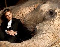 Água para Elefantes - Robert Pattinson