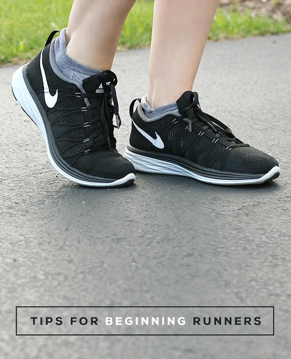 5 Tips for Beginning Runners (+ My New Favorite Running Shoes) // Bubby and Bean