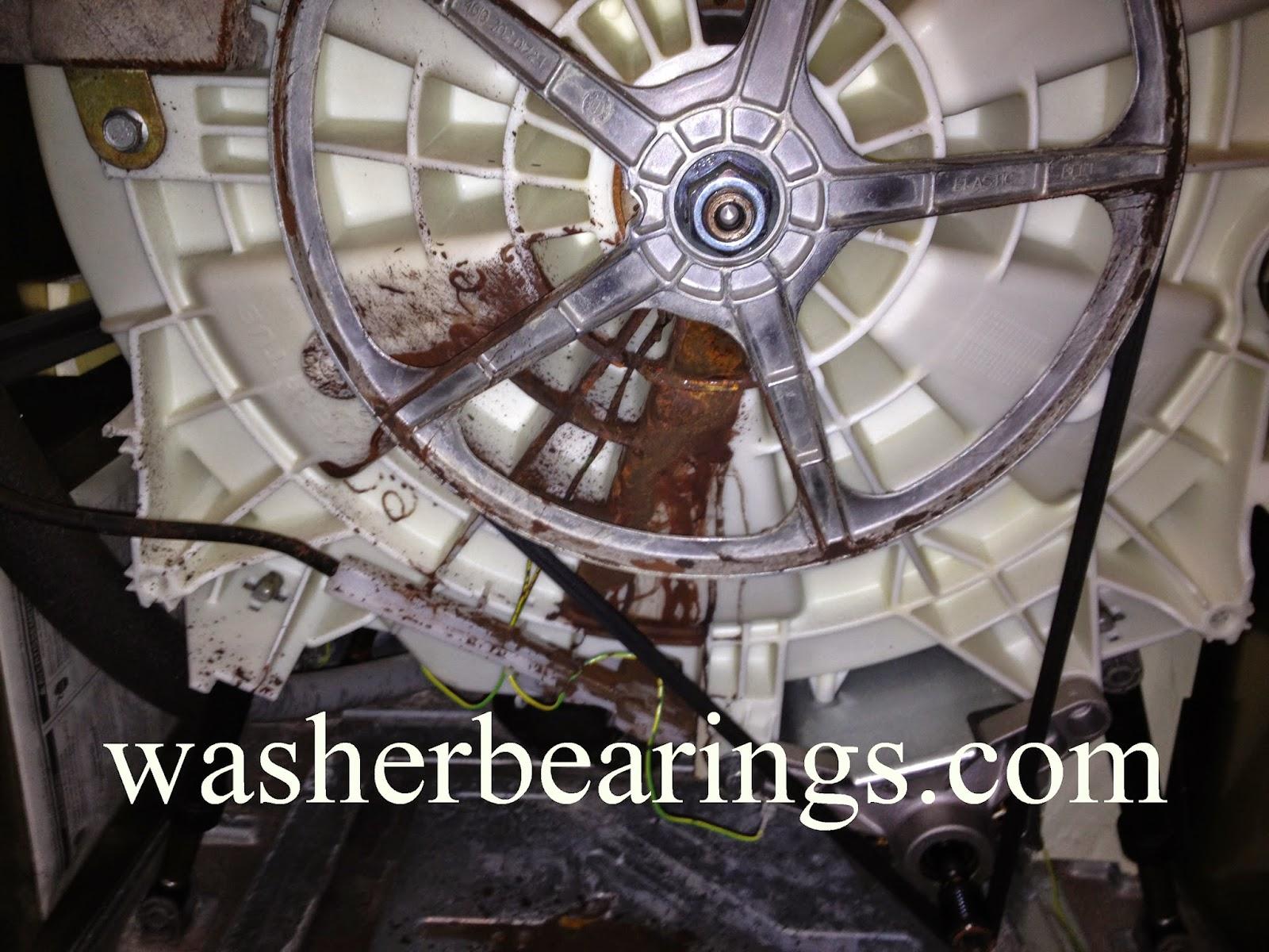 washing machine tub seal replacement