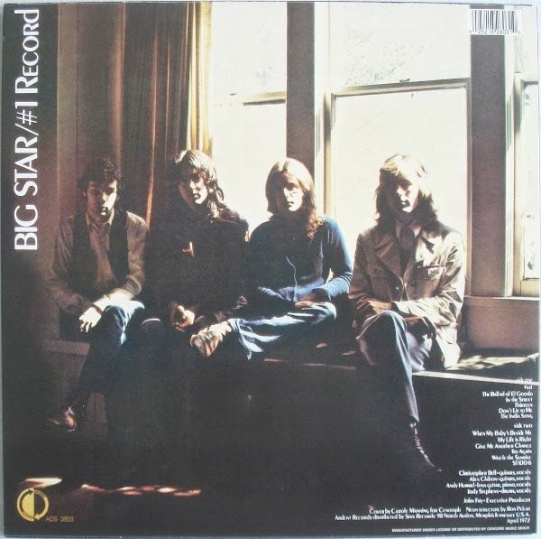 BIG STAR - (1972) #1 record 4