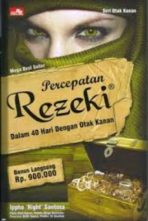 Toko Buku Online Surabaya | Percepatan Rezeki 40 Hari Dengan Otak Kanan
