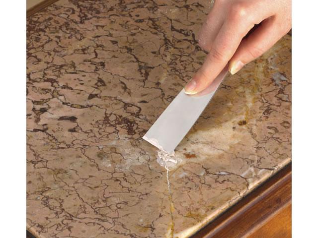 El droguero loco reparaci n de m rmol roturas grietas for Como se limpia el marmol