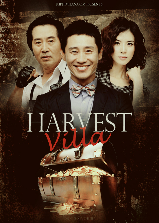 Ng�i Bi?t Th? - Harvest Villa