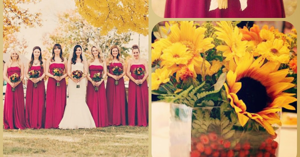 Wedding Inspirations Bridal Boutique Event Planning Fall Wedding Colors